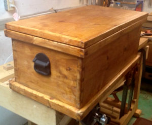 Joiner's tool box